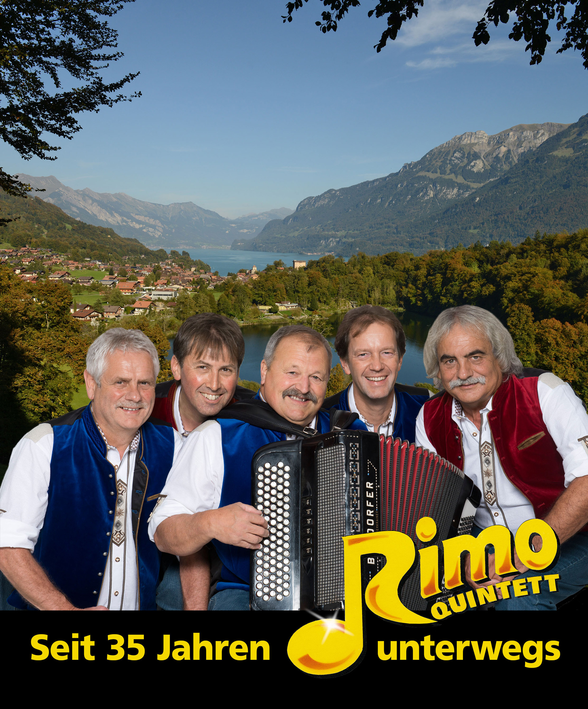 35 Jahre Rimo Quintett